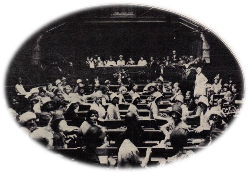 1919 BPW National Convention